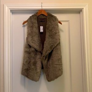 Jackets & Blazers - Maurices Fur Vest